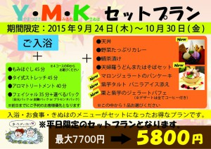 Y・M・Kセットプラン【A4横】