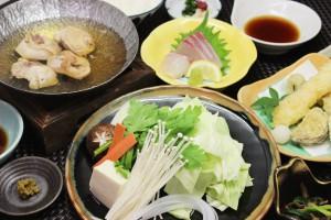 博多一番鶏水炊き