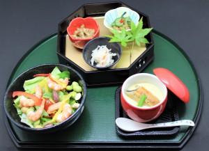 初夏のお魚ミニコース【一の膳】