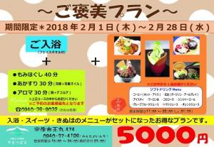 【201802】ご褒美プラン【A4】