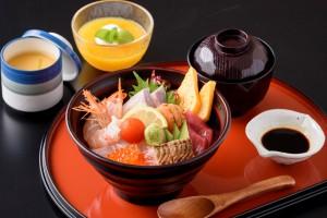海鮮丼グレードアップver - コピー