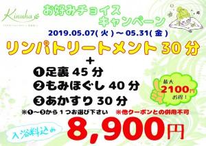 【201905】お好みチョイスキャンペーン【A4】