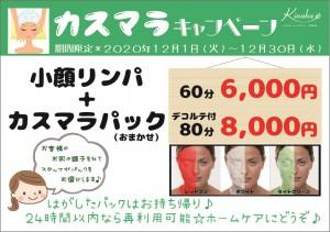 カスマラキャンペーン【A4】②