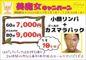 美魔女キャンペーン【A4】②