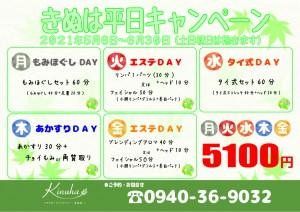きぬは平日キャンペーン202105-06【A4】